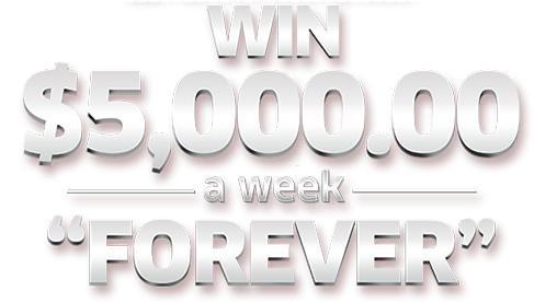 PCH Contest | Win $5,000 00 A Week 'Forever' | 4PinHeads in