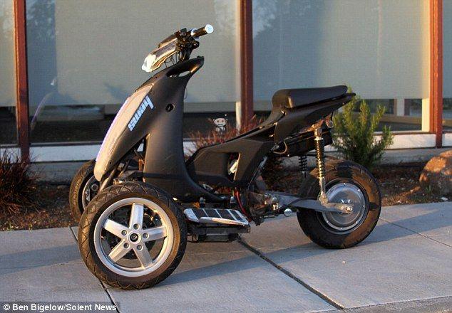 Joe Wil Is From Durham North Carolina United States Electric Trike Motor