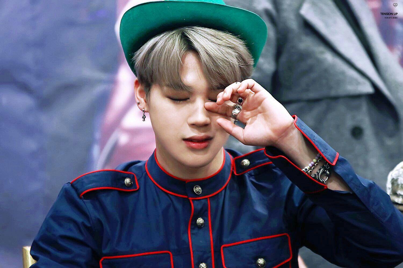 Jimin ❤ BTS at the Omokgyo Fansign #BTS #방탄소년단