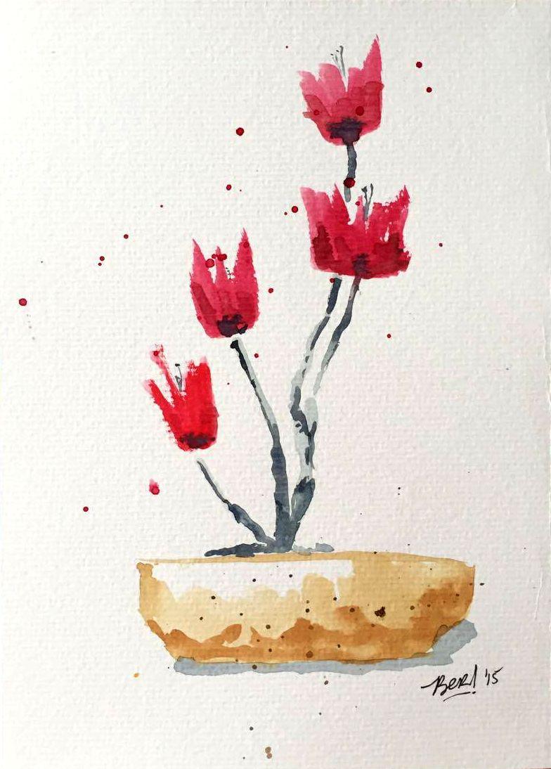 Flores con Maceta #2