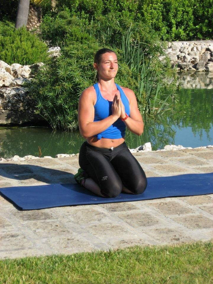 Pilates & Yoga combination...  Watch this video: http://www.relifechannel.it/summer-fitness-video-1/