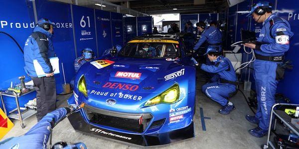 Can 2014 Subaru BRZ GT300 win the championship this season ...