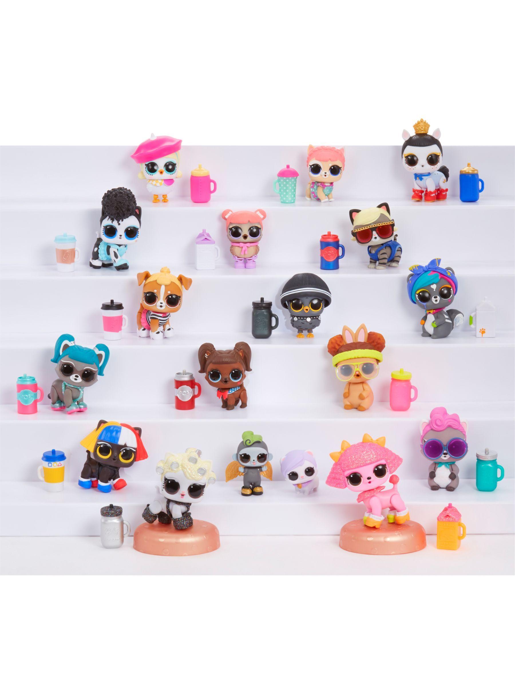 L O L Surprise Fuzzy Pets Assorted Lol Dolls Lol Cute Animals Puppies