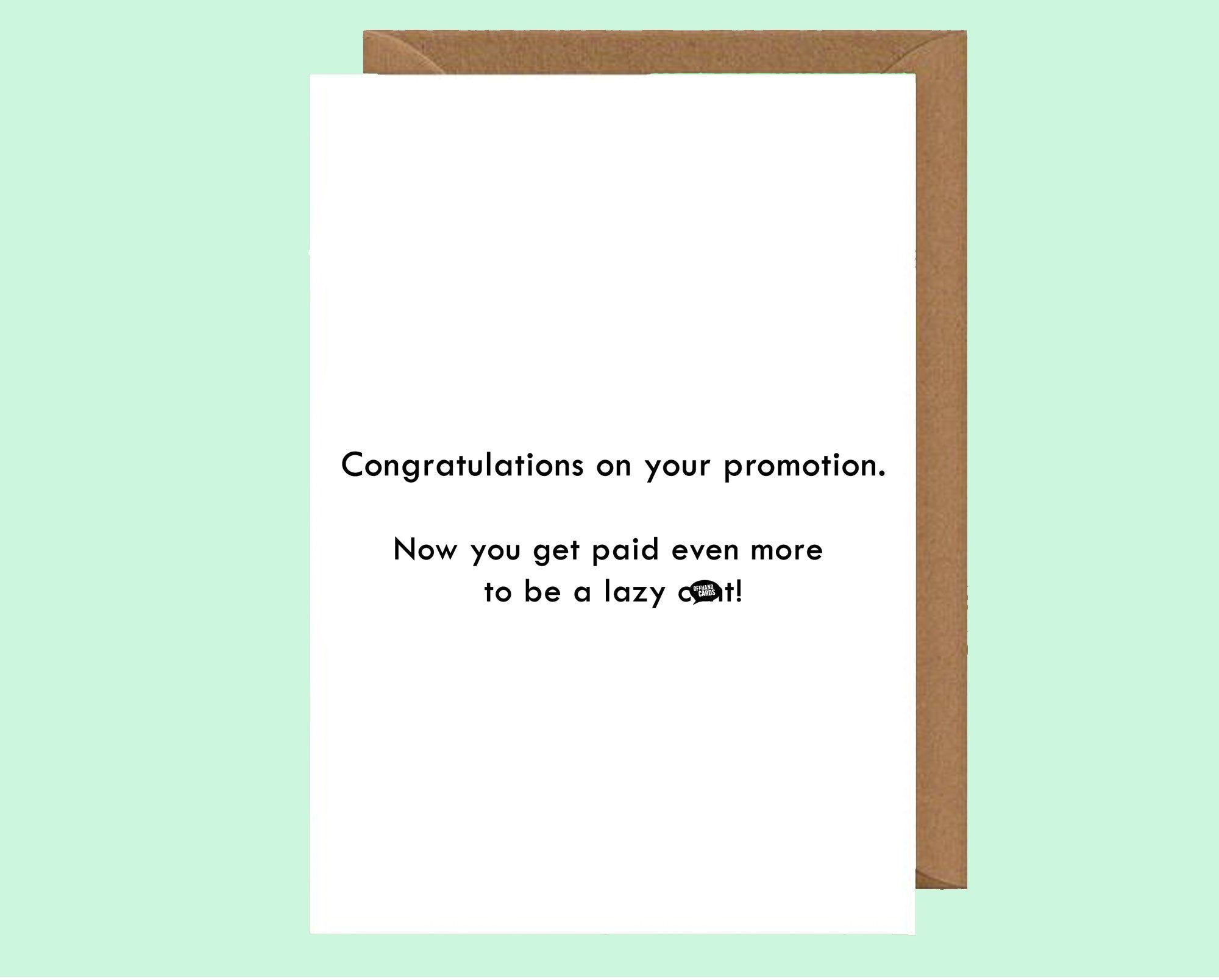 Pin On Leaving Cards New Job Promotion Etc
