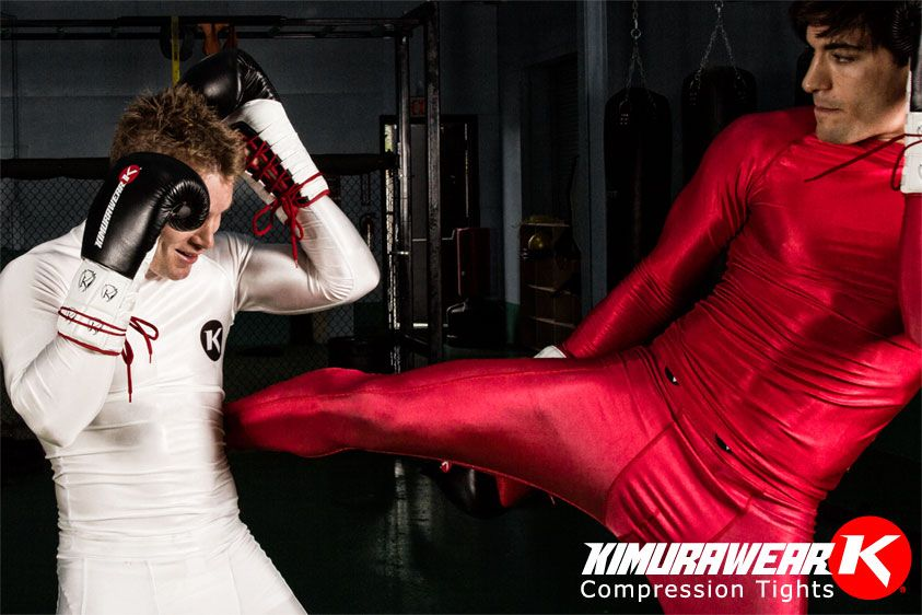 Kimurawear compression / baselayer pants are great for a variety of fitness activity's.