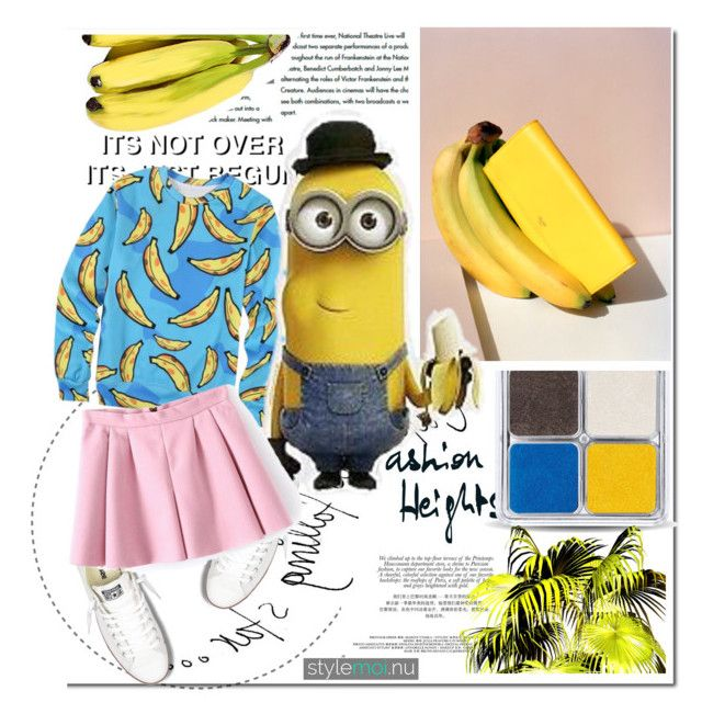 """#612-Stylemoi""Banana!"""" by sofia10-1 ❤ liked on Polyvore"