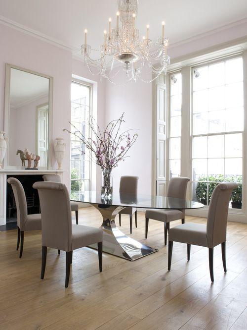 Ovaler Esszimmer #Badezimmer #Büromöbel #Couchtisch #Deko ideen - esszimmer im wohnzimmer