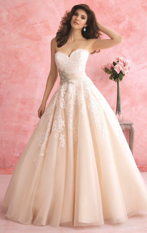 Allure 2809 by Allure Bridals Romance | dresses | Pinterest | De ...