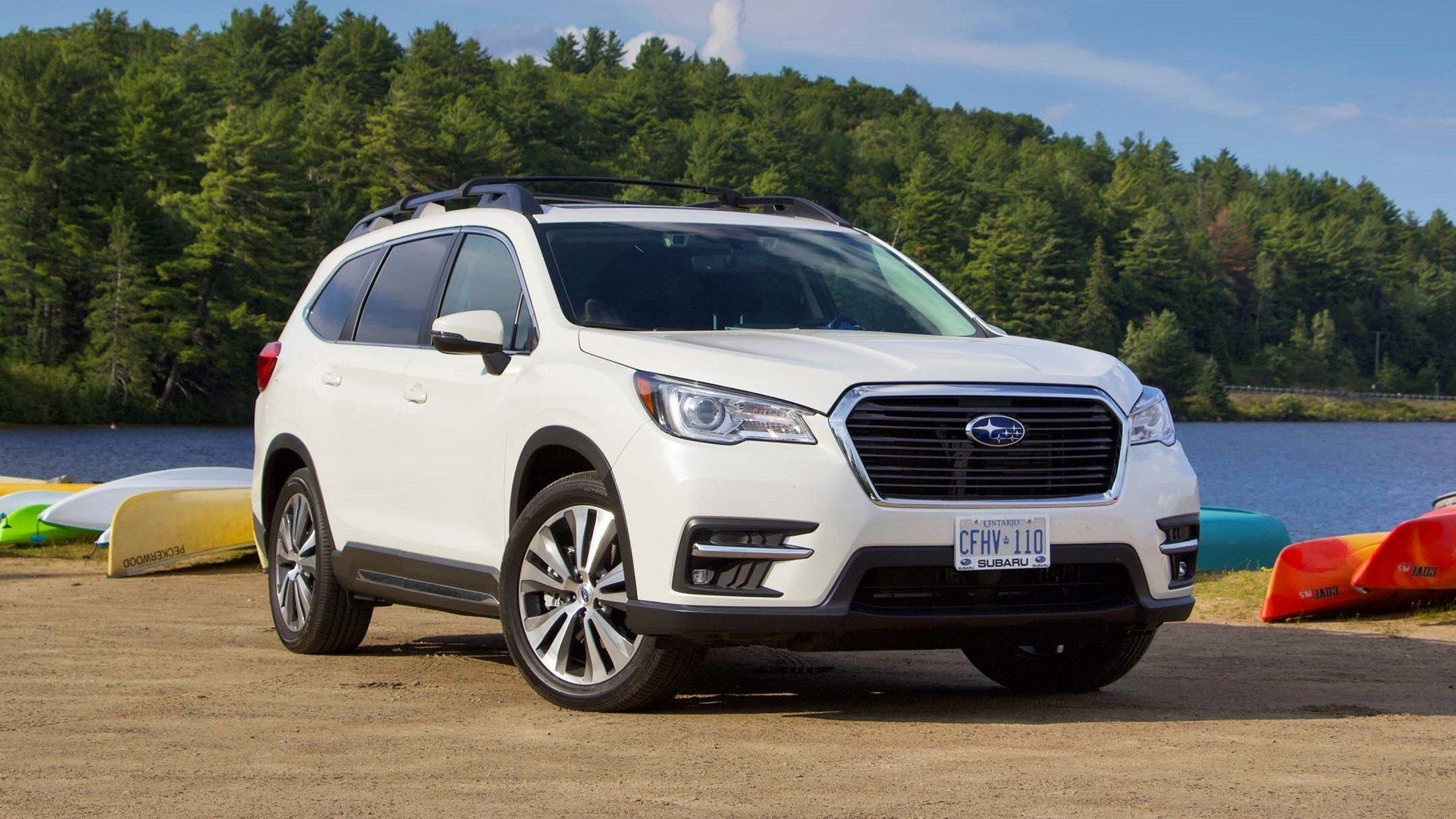 Subaru Ascent 2019 Vs 2020 New Review Subaru Car News