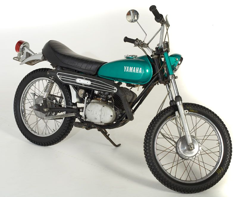 Yamaha 100cc Enduro - Used To Own One Of These.