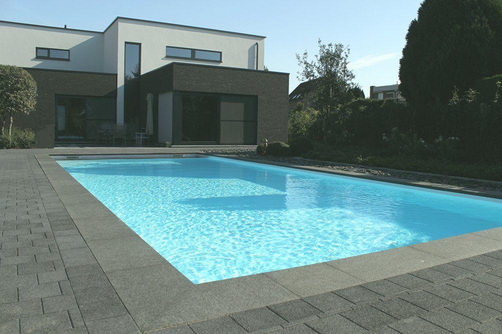 Witte liner zwembad zwembad projecten