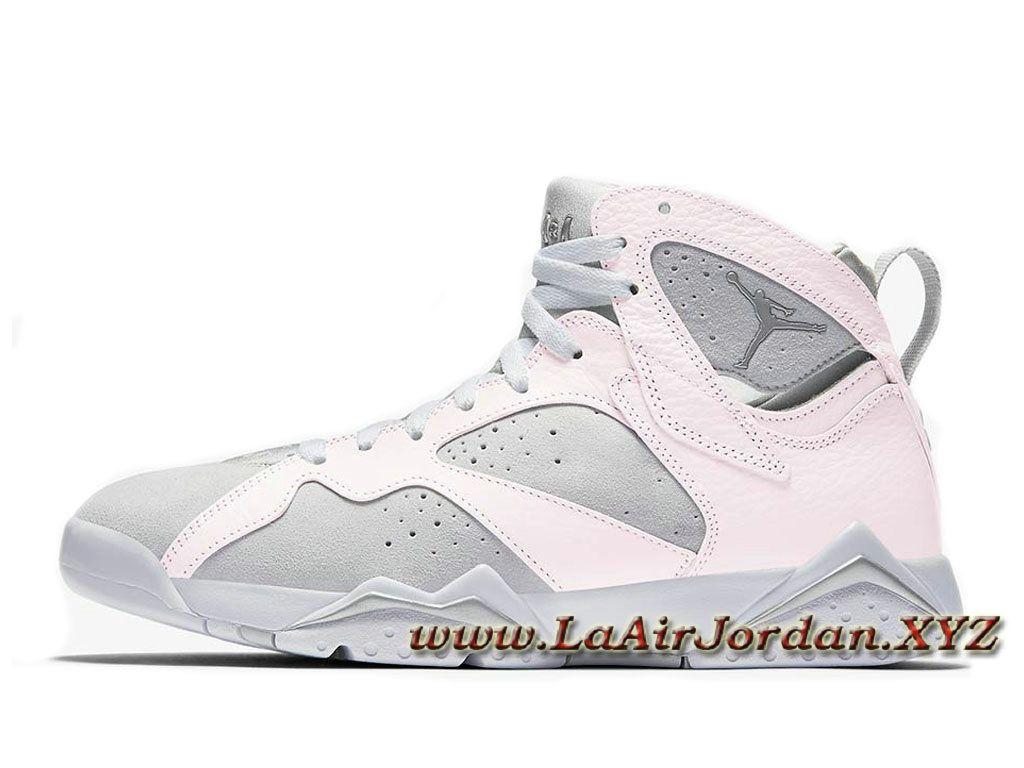 sélection premium 06564 9531b Air Jordan 7 Retro Pure Money 304775-120 Chaussures air ...