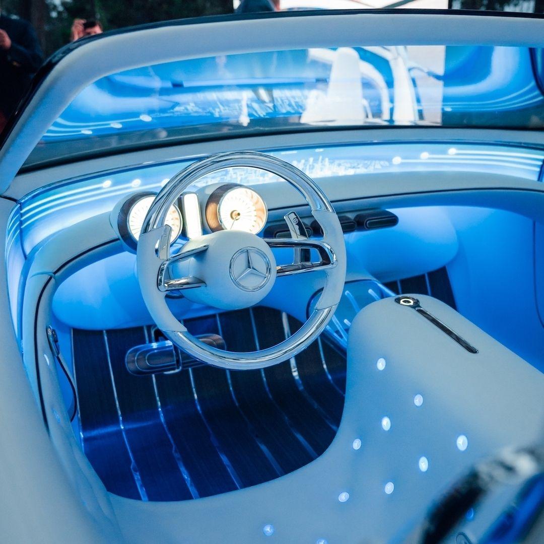 Vision Mercedes Maybach 6 Cabriolet Maybach Mercedes Maybach