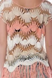 vestido de croche de grampo com grafico - Pesquisa Google