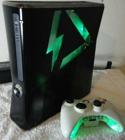 RGH JTAG MW2 Black Edition   Custom Xbox 360 RGH JTAG   Xbox 360