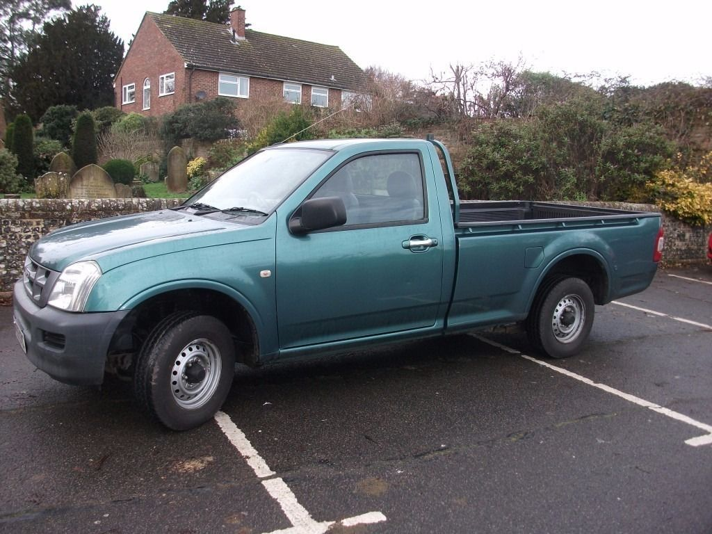 small resolution of 2005 isuzu rodeo 2 5 td single cab long wheel base 2wd pick up