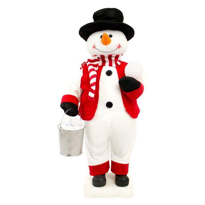 Animated Snowman 243 Fan6058l K