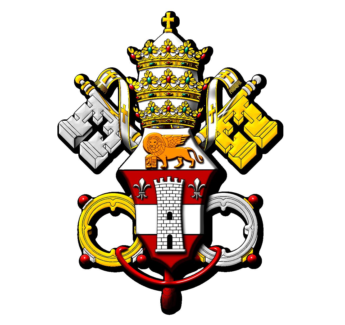 Arms of pope john xxiii pope john paul ii and pope john xxiii all arms of pope john xxiii pope john paul iisaint buycottarizona Choice Image