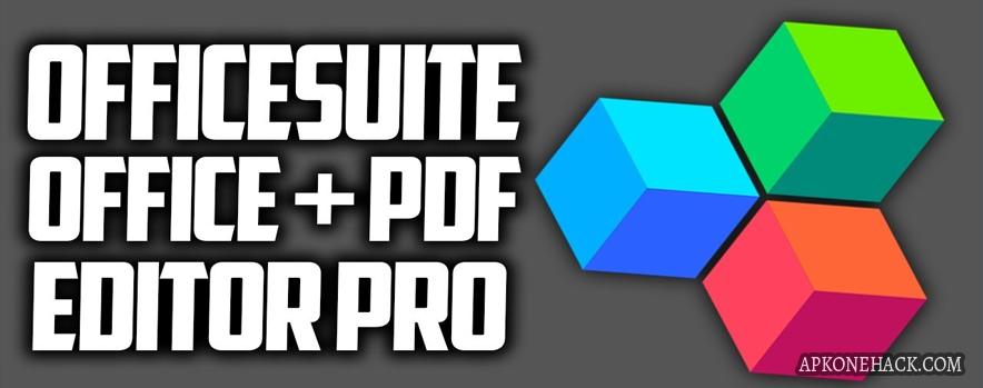 OfficeSuite Office + PDF Editor MOD Apk [Premium] v10.15