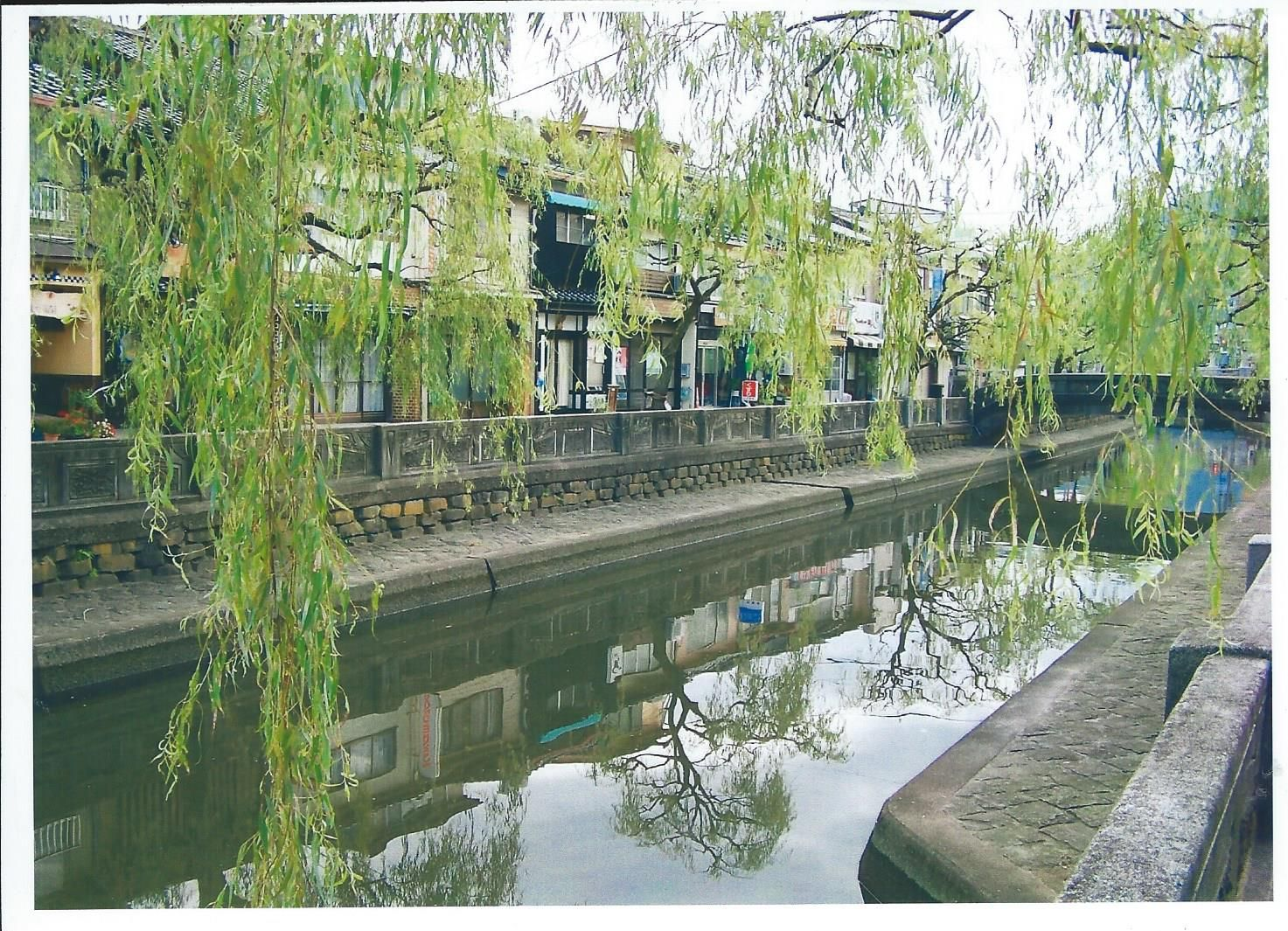 NKphoto: Kinosake with the cobbled streets and canal, a Japanese spa ...