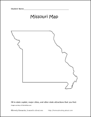 Athletics word search vocabulary crossword and more missouri printable outline map of missouri worksheet ibookread PDF