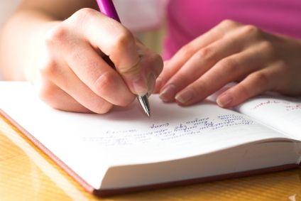 Writing on books