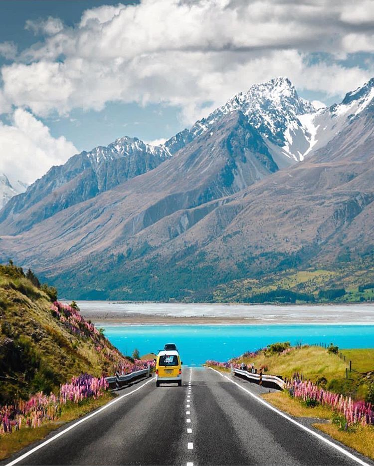 NEW ZEALAND-5 SAFEST COUNTRIES FOR SOLO WOMEN TRAVELER  #NewZealand #SoloTraveler #WomenTraveler #Traveling #Holiday #TravelingIdeas #SafetyTravel