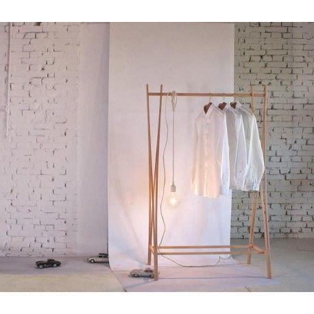 Portant habits en bois Meubles Pinterest Coat hanger