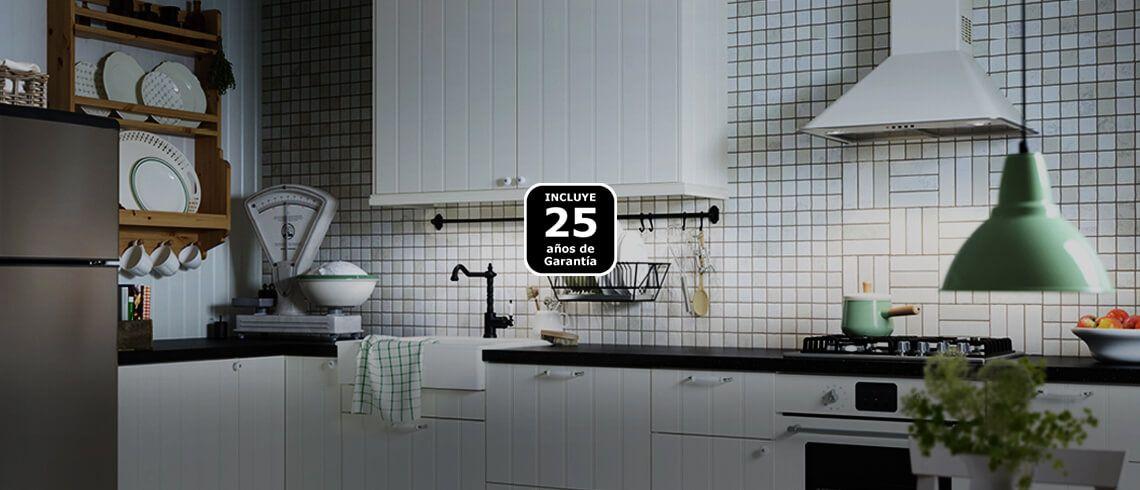 Cocinas metod dise o moderno o tradicional ikea - Ikea cocinas electrodomesticos ...