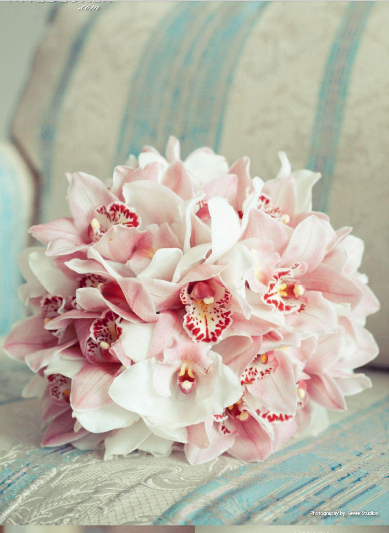 Beautiful orchids | bruidsboeketten | Pinterest | Orchid, Flowers ...