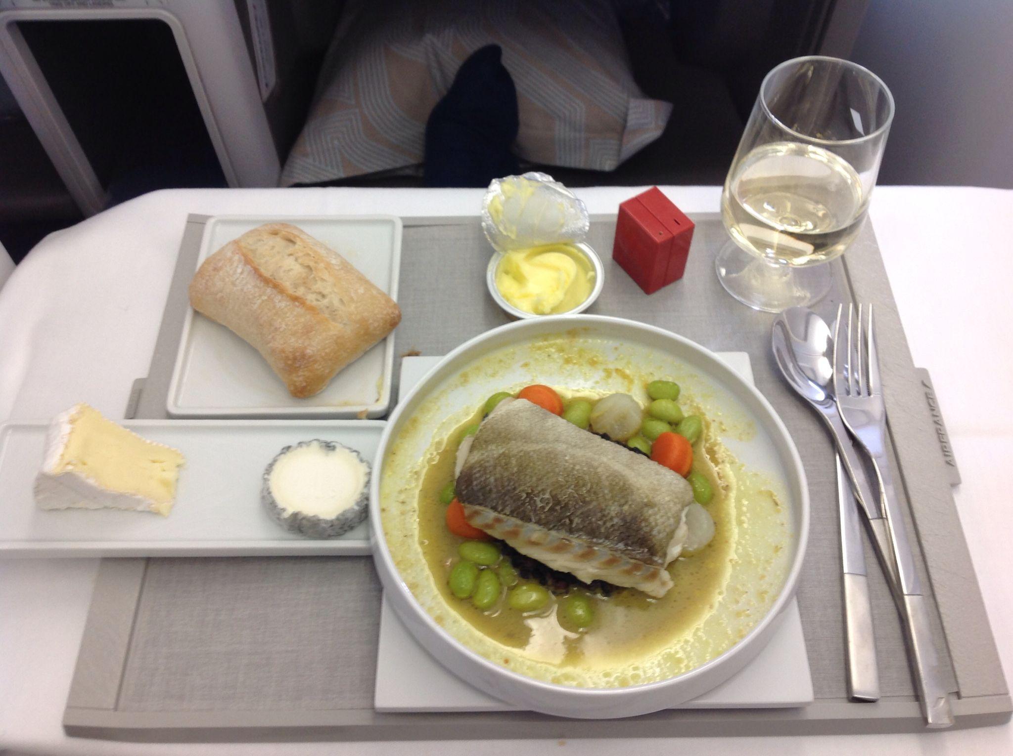 Air france business class food pinterest air france for Cuisine francaise