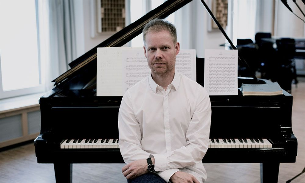 Max Richter The World S Most Important Modern Classical Composer In 2020 Max Richter Best Classical Music Concept Album