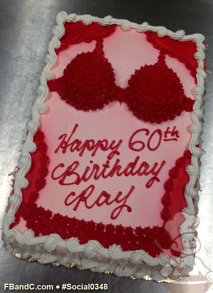 Superb 60Th Bikini Birthday Cake Happy 60Th Birthday Cake 60Th Birthday Funny Birthday Cards Online Kookostrdamsfinfo