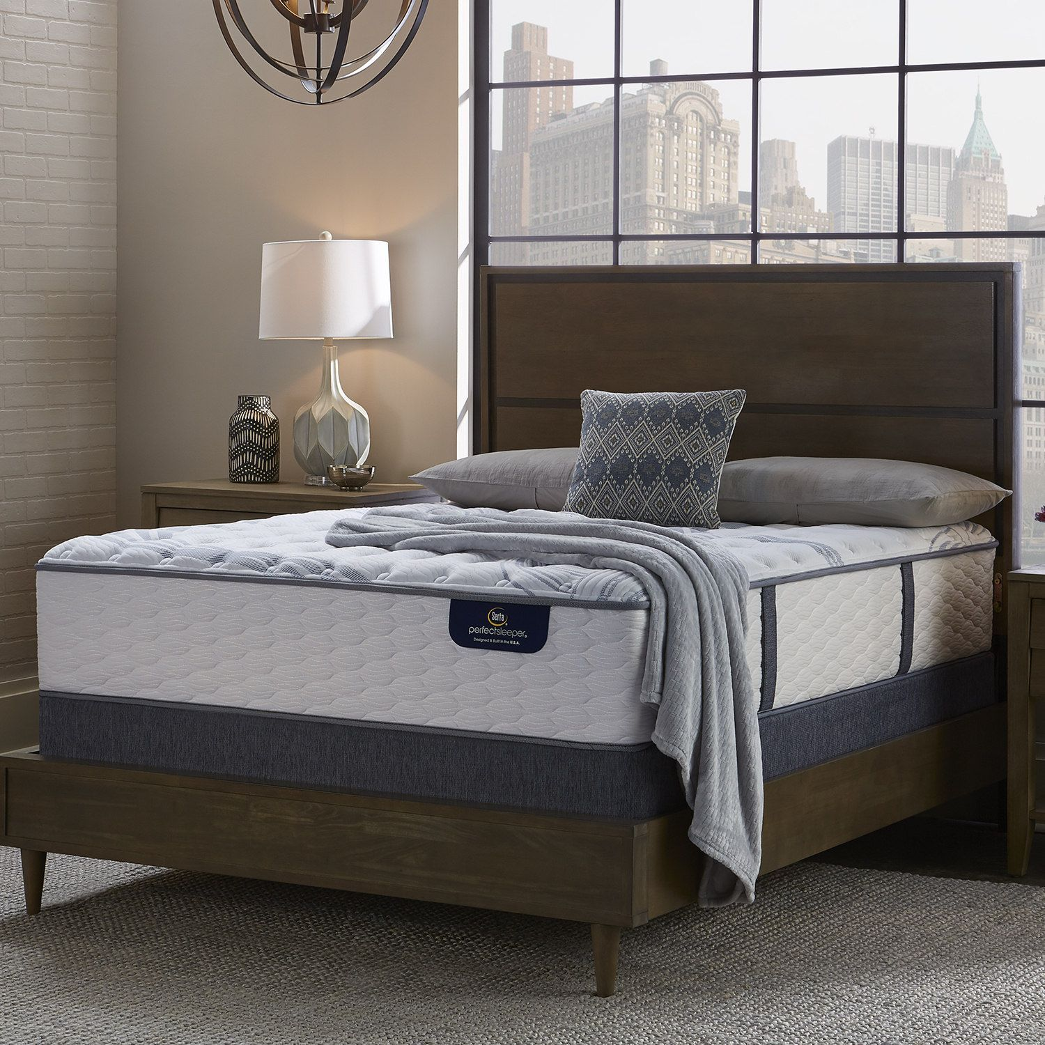 serta perfect sleeper brightmore 12 inch firm california king size