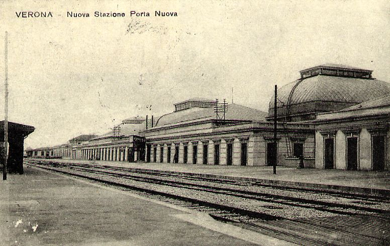 Nuova stazione porta nuova - Stazione verona porta nuova indirizzo ...