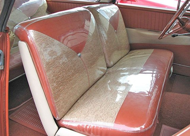 1956 Chevrolet Nomad Wagon Interior 1 View Classic Cars Chevrolet Chevy Nomad