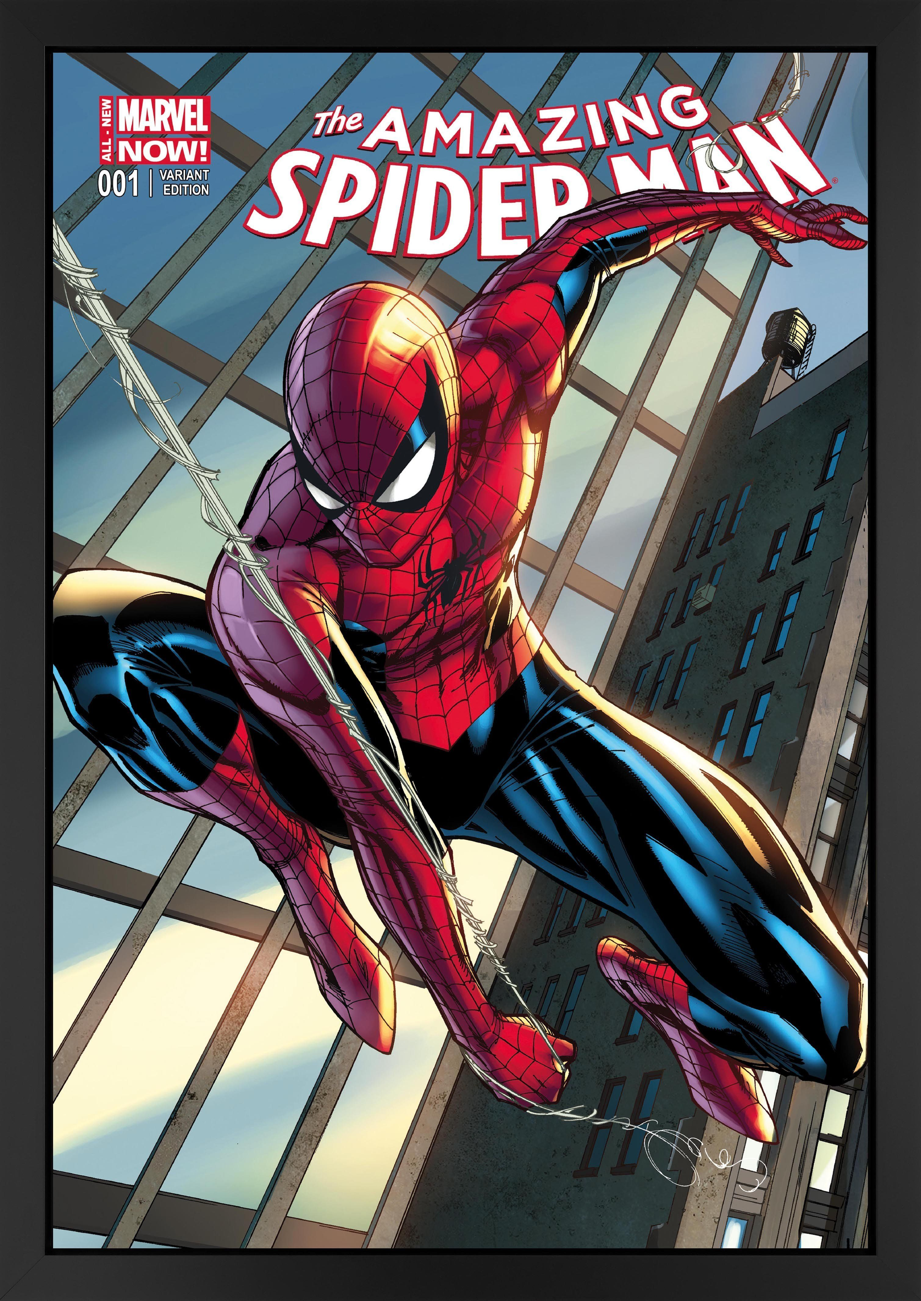 c74df0eb The Amazing Spider-Man #001 - 2017 Edition - SOLD OUT | Wyecliffe ...