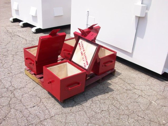 Explosives Storage Box