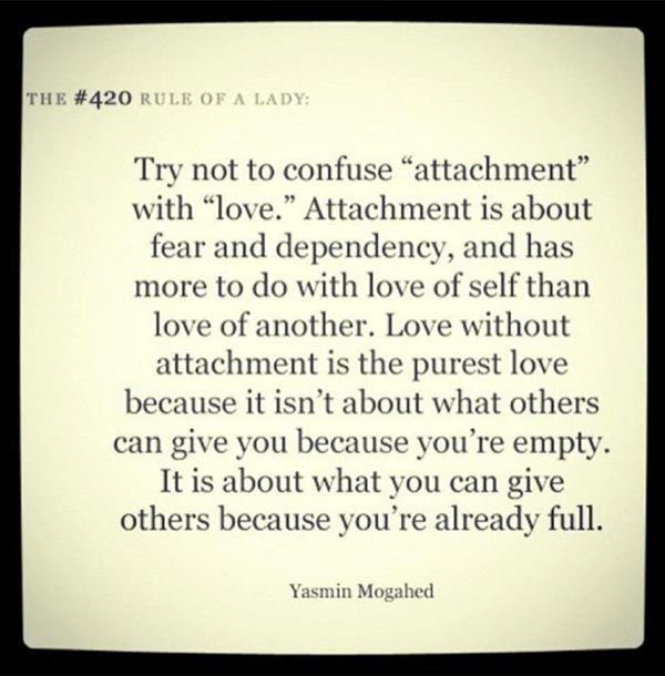 Attachment Quotes 1