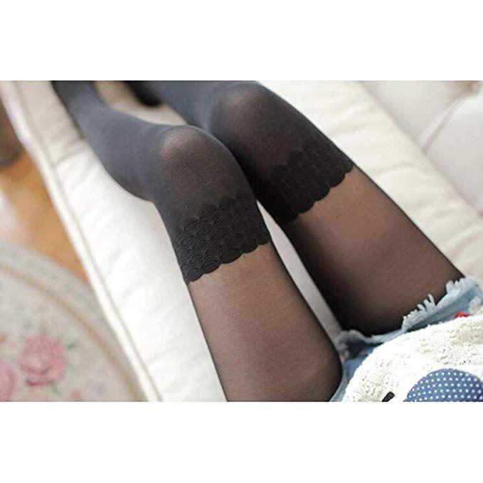 5ab09188eab YIHANK Women s Silk Stocking