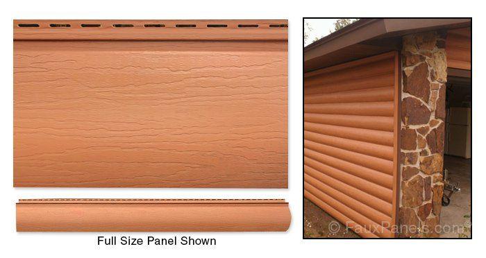 Log Vermont Maple Panel W 143 H 9 1 Thick Vinyl Log Siding Log Siding Log Cabin Siding