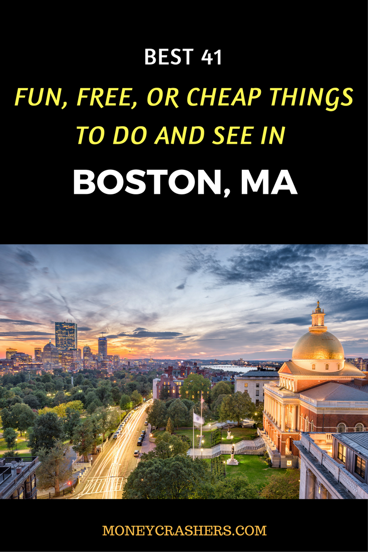 whether you're in boston for a quick weekend getaway, a leisurely