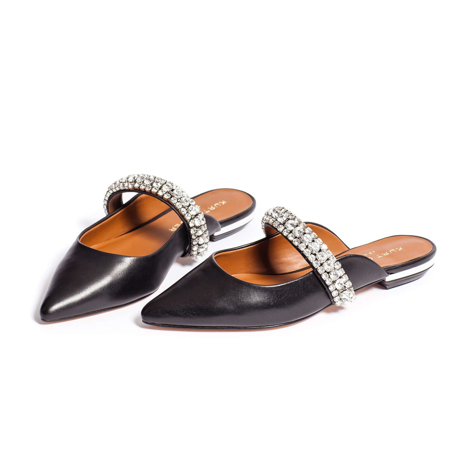 Occasion shoes, Shoes, Leather mules