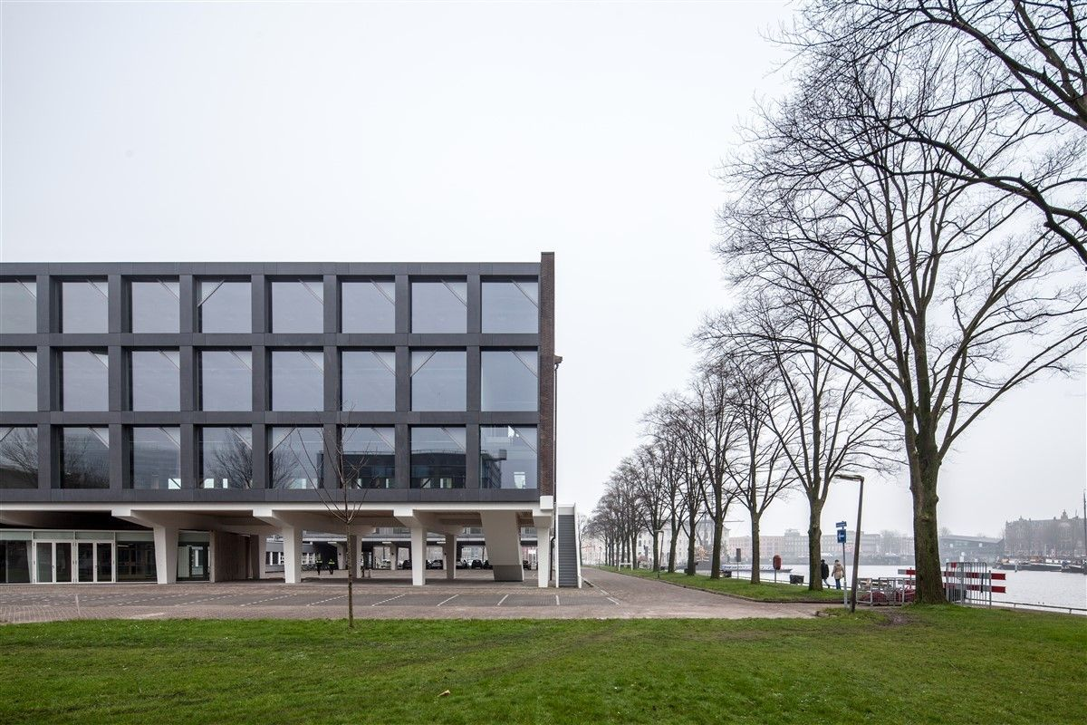 Gallery of marine base amsterdam building e bureau sla