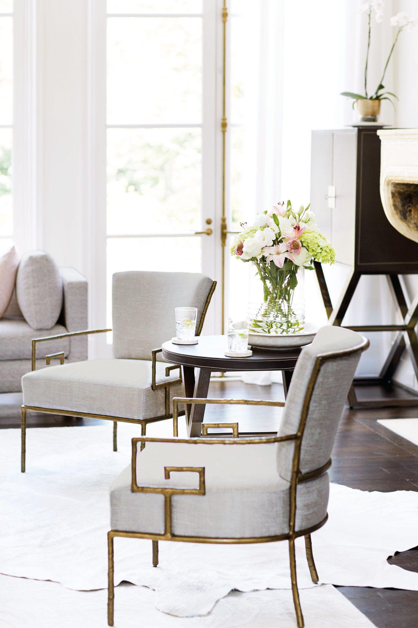 Clarendon Saxon Skylar Bernhardt Luxury Dining Room Luxury