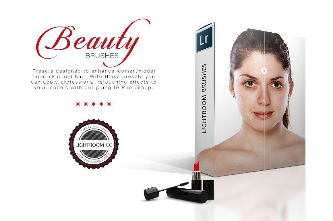 11 Lightroom Beauty Brushes