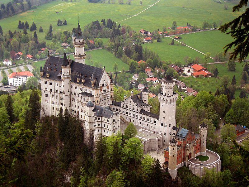 Holy Castle Batman Germany Castles Neuschwanstein Castle Castle Pictures