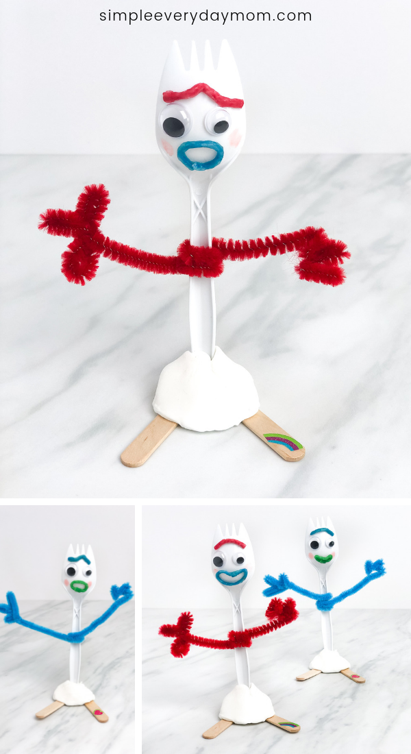 Toy Story 4 Craft For Kids