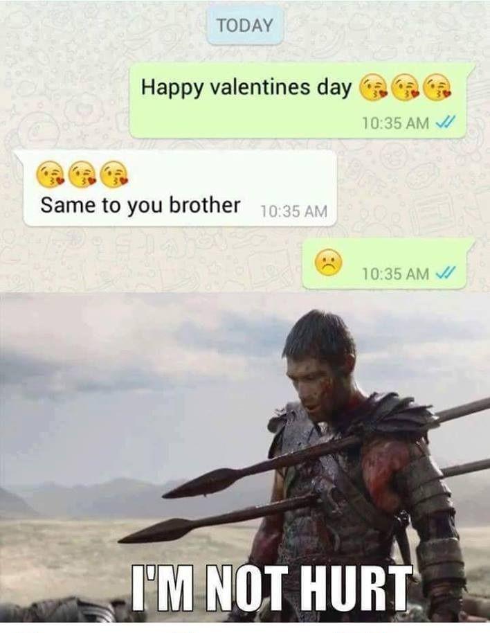 Happy Valentines Day Valentines Day Funny Meme Funny Valentine Memes Happy Valentines Funny