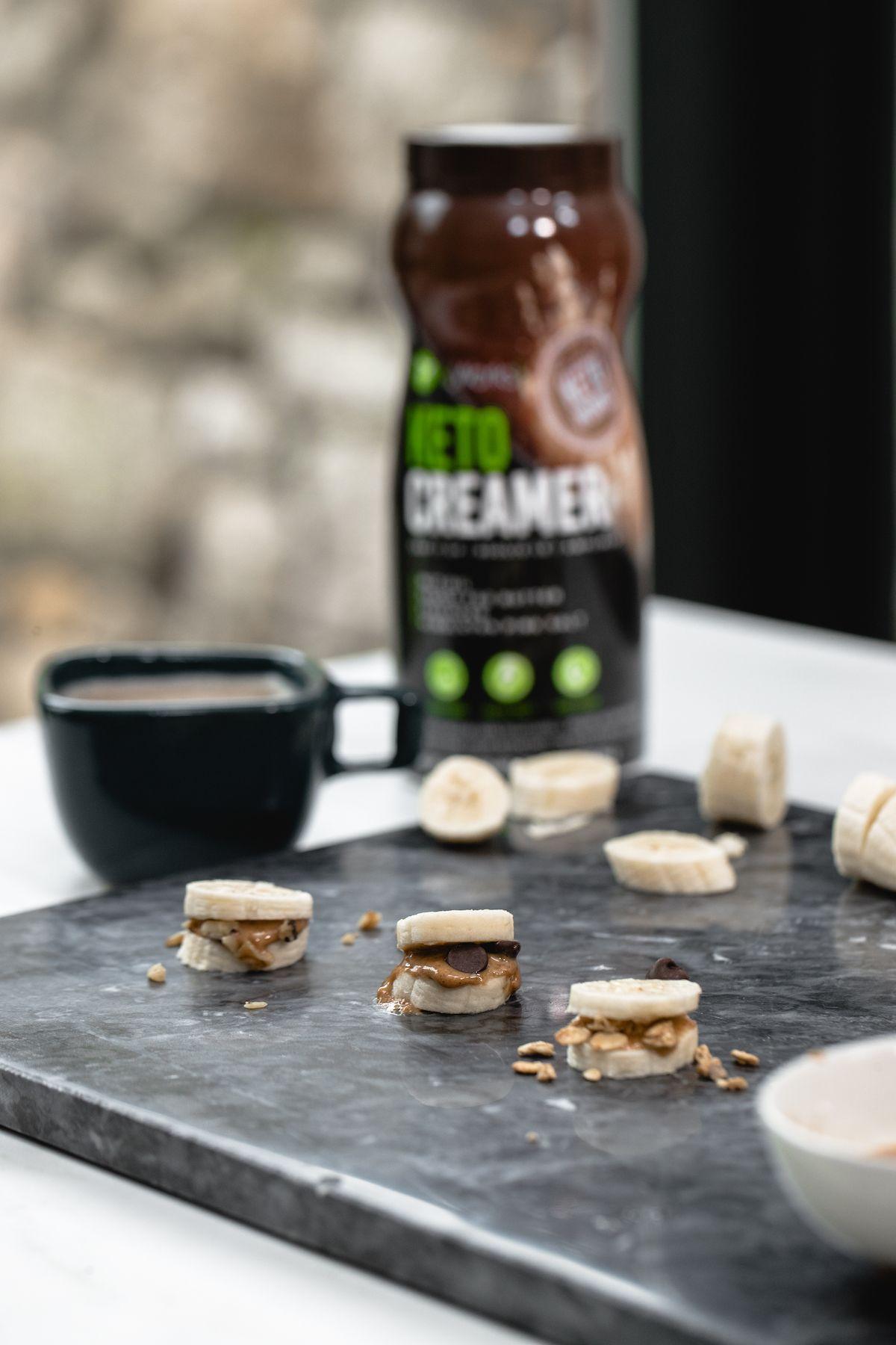 Keto Coffee + Creamer = Combination perfection! Sprinkle